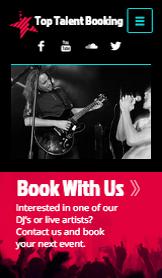 Musik Booking-Agentur