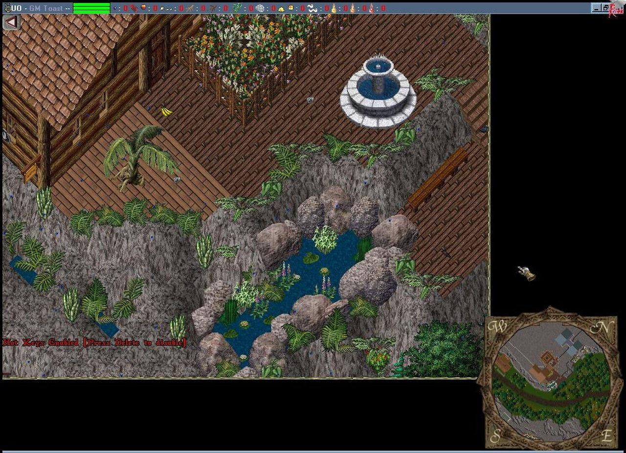 Rebirthuo Free Ultima Online Shard