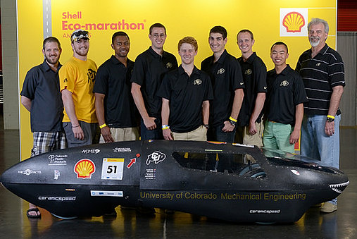 Alternative Fuel CU Team
