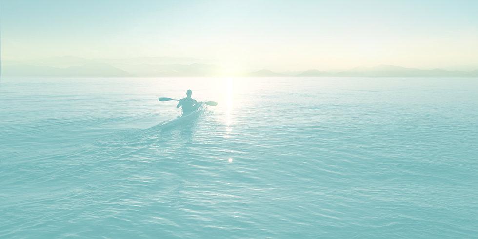 pływanie kajakiem