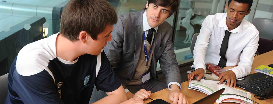 Pupils feel they receive highly personal