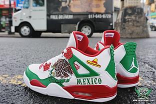 Buy Custom Jordan Kicks