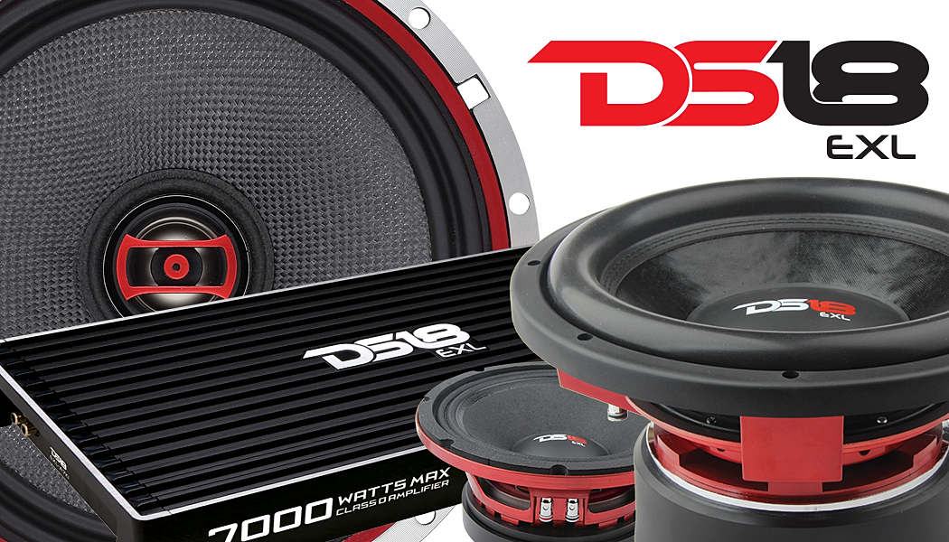 DS18  Car Audio and DJ Audio Electronics
