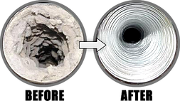 Who do you call to install a dryer vent?