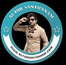 actorsanthanam.com
