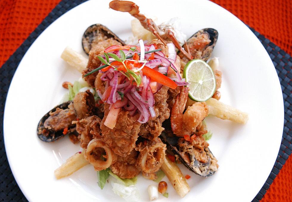 Pollodorobk for Authentic peruvian cuisine