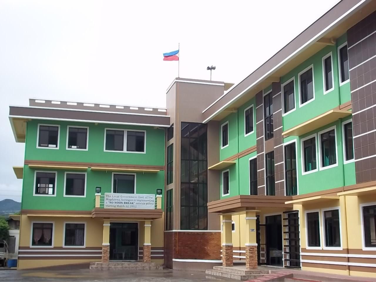 Sorsogon municipal building