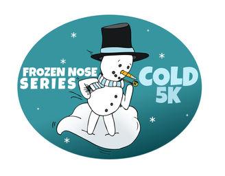 Frozen Nose Winter Race Series - Cold 5K