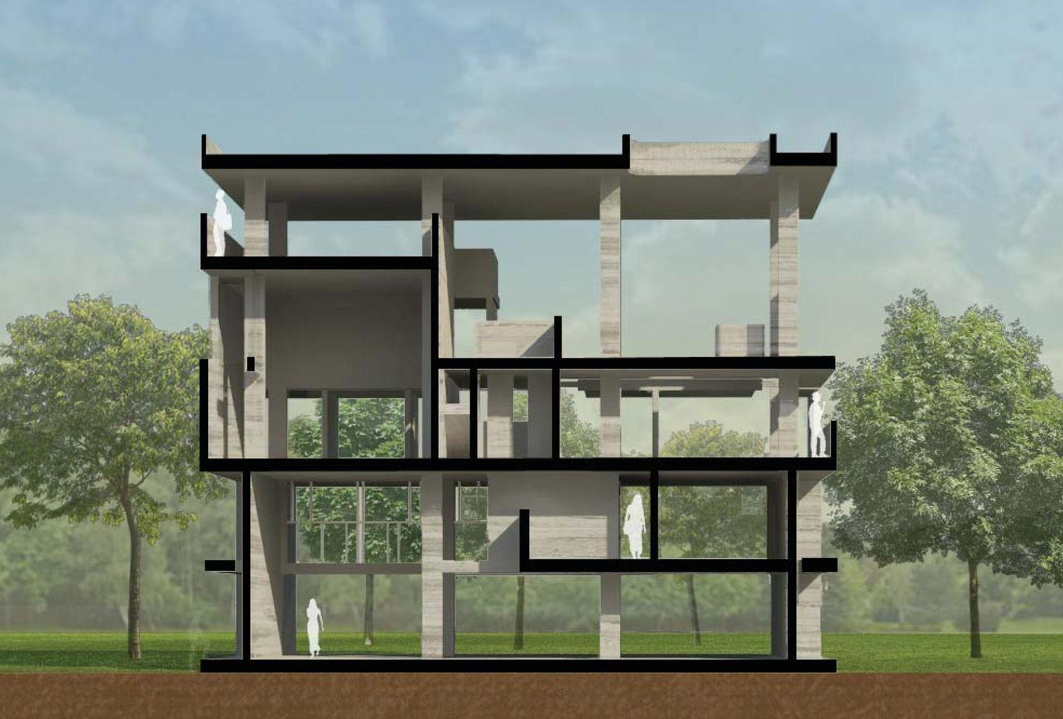 Jared Grimes Architecture Portfolio Wix Com