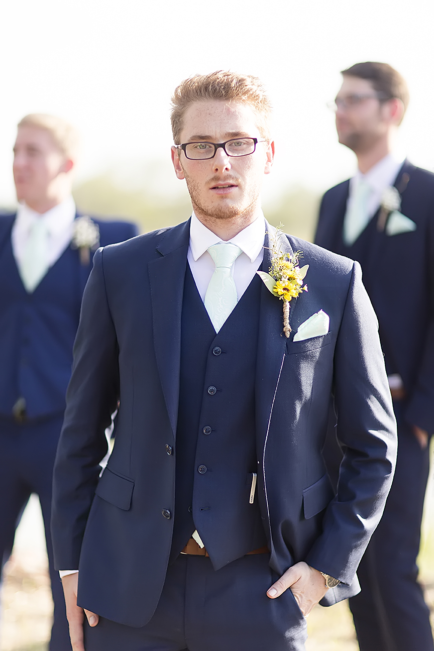 Groom Portrait Photography