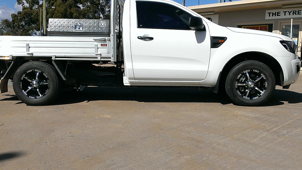 The tyre man mudgee tyres suspension alignment photo gallery