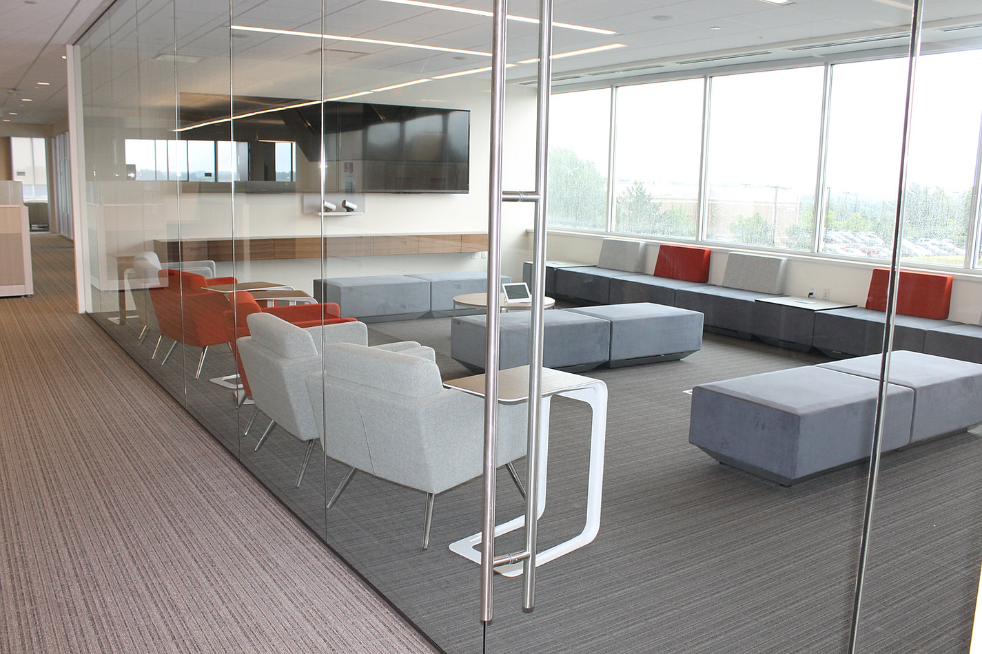Cubicle Office Furniture Installation