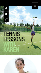 Tennis Lessons