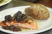Salmon Portabella
