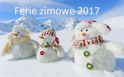 Znalezione obrazy dla zapytania życzenia na ferie zimowe