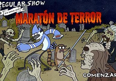 Los zombies atacan a los videntes en el cementerio, solo Mordecai y Rigby podran vencerlos, ¡AYUDALOS!