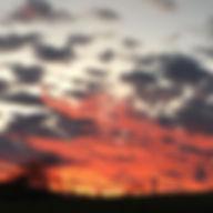 Was für ein schöner Abendhimmel 😊#dasle