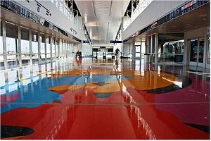 DFW International Airport Skylink Automa