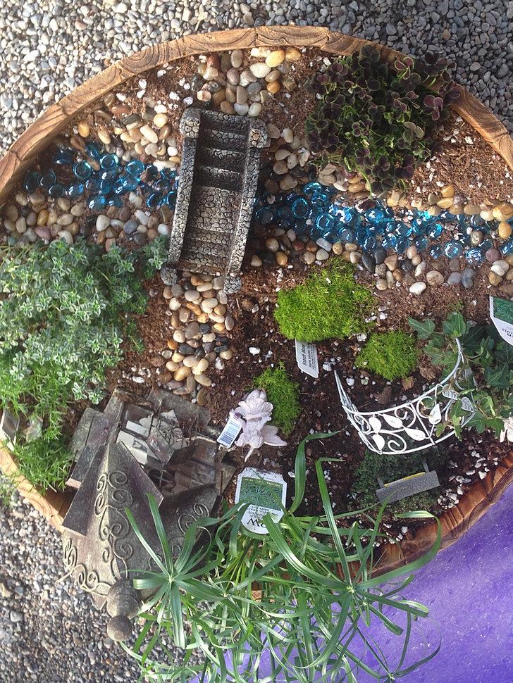 Logan utah greenhouse and garden center fairy garden for Garden gateway