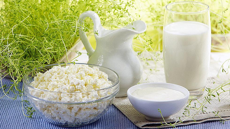 Молочные традиции