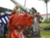 グアム蘭陵王