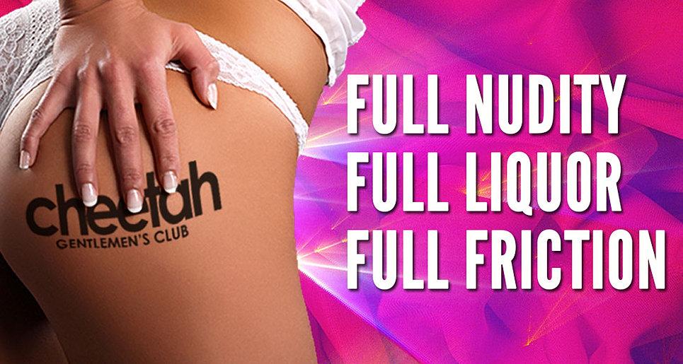 Strip Club West Palm Beach | Adult Entertainment | Cheetah Palm Beach