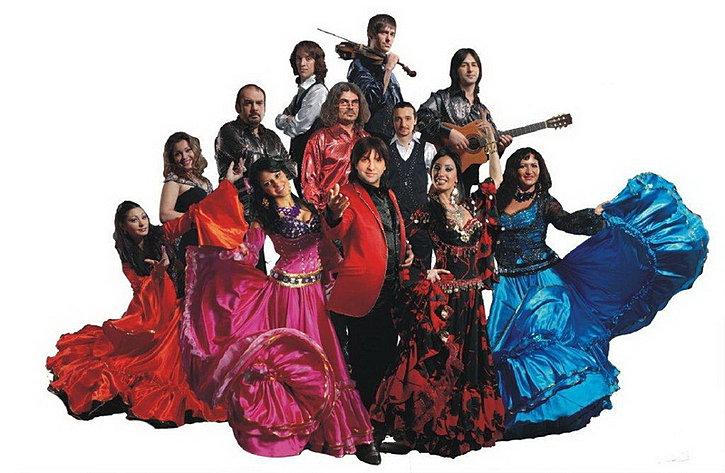 Скачать музыку цыганская дочь
