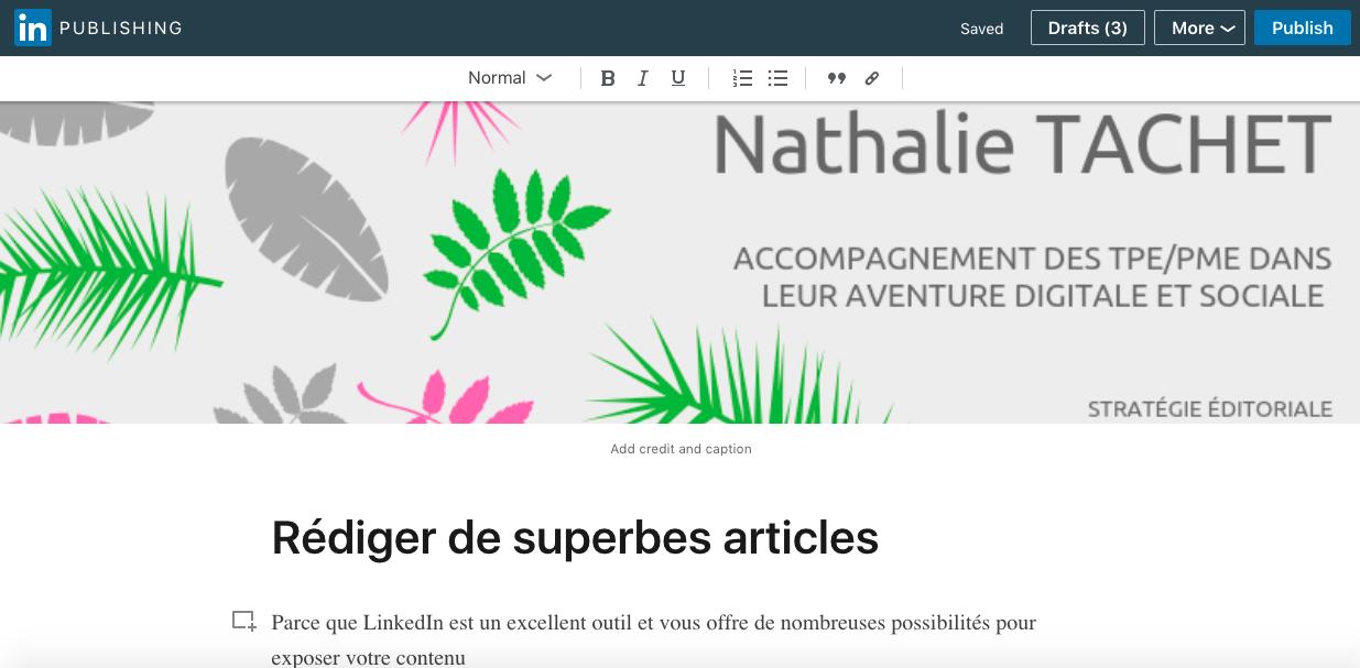 articles linkedin