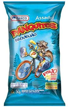 PANQUITOS 50G REQUEIJÃO