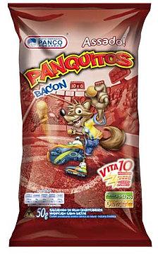 PANQUITOS 50G BACON