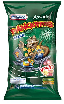 PANQUITOS 50G PIZZA