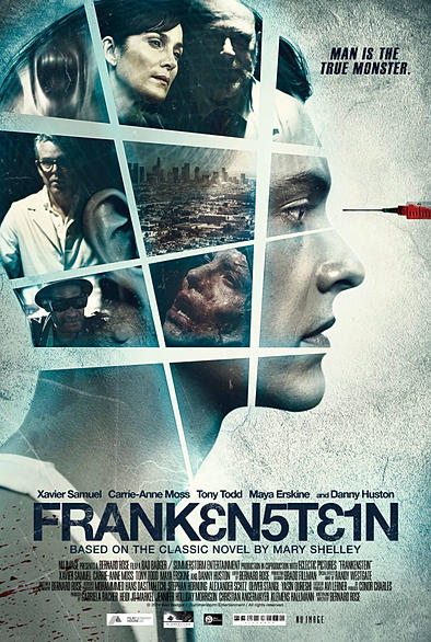 Frankenstein streaming ITA 2015