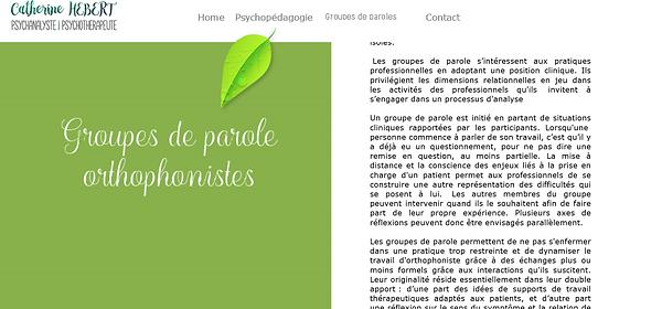 Jai Donc Cr Son Site Internet Une Carte De Visite Et Un Modele Facture Galement Pris En Charge Rfrencement Sur Le Web