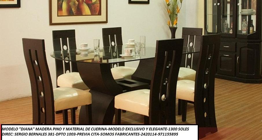 Juegos De Comedor Modernos. Trendy Image May Contain People Sitting ...