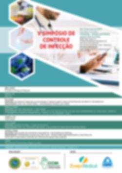 Cartaz 5º SIMPÓSIO DE CONTROLE DE INFECÇ