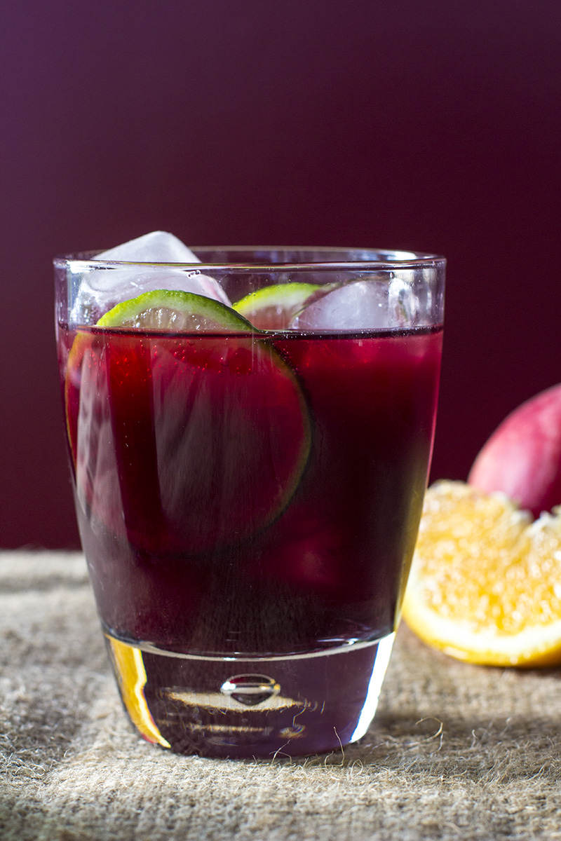 In Search of the Best Sangria Recipe Ruby Red Wine Sangria ...