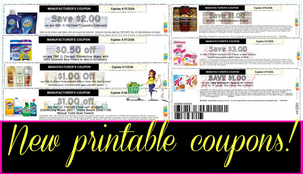 New Printable Coupons ~ Clorox, Quilted Northern, Schick ... : quilted northern printable coupons - Adamdwight.com