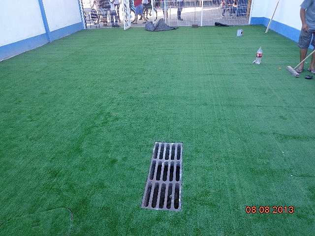 grama sintetica para jardim rio de janeiro: para área de playgrounds infantil, deck de piscina, decoração de