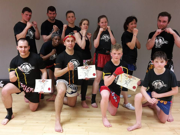 Gurumuay Thai Graduation