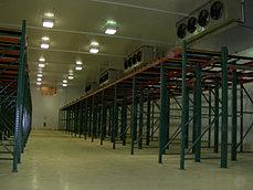 Freezer Storage Building