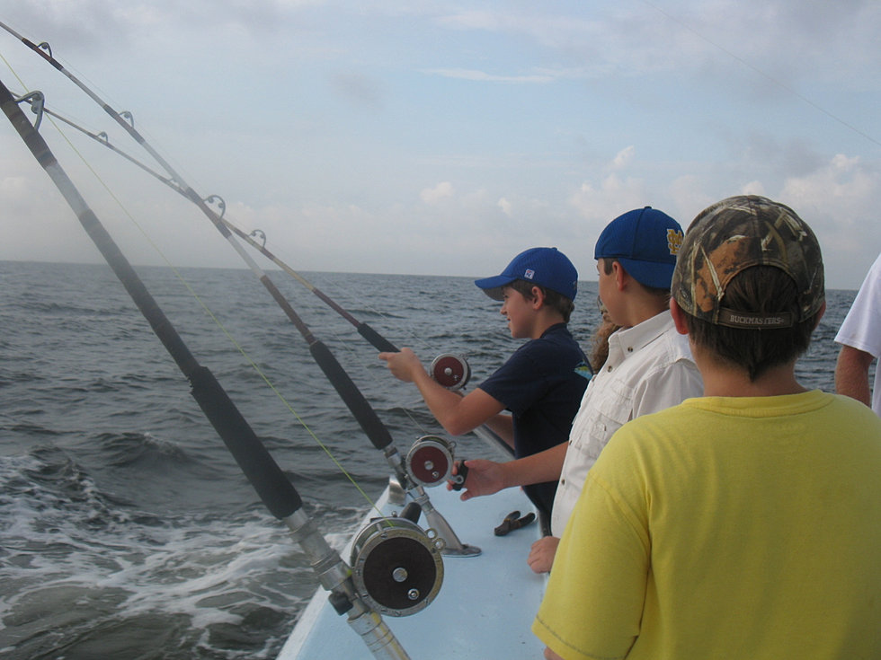 Miss hospitality deep sea fishing biloxi ms gallery for Deep sea fishing trips