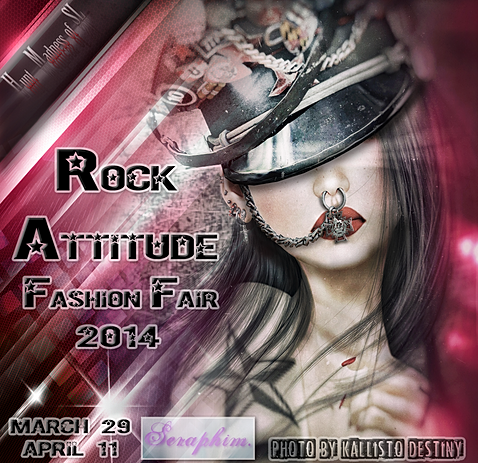 Rock Attitude Fashion Fair