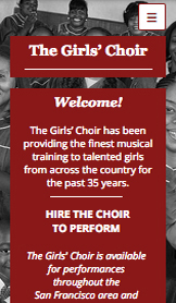 The Girls' Choir