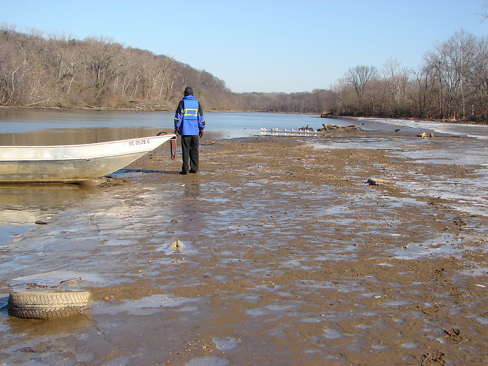 Tim Critchfield on Anacostia River.jpg