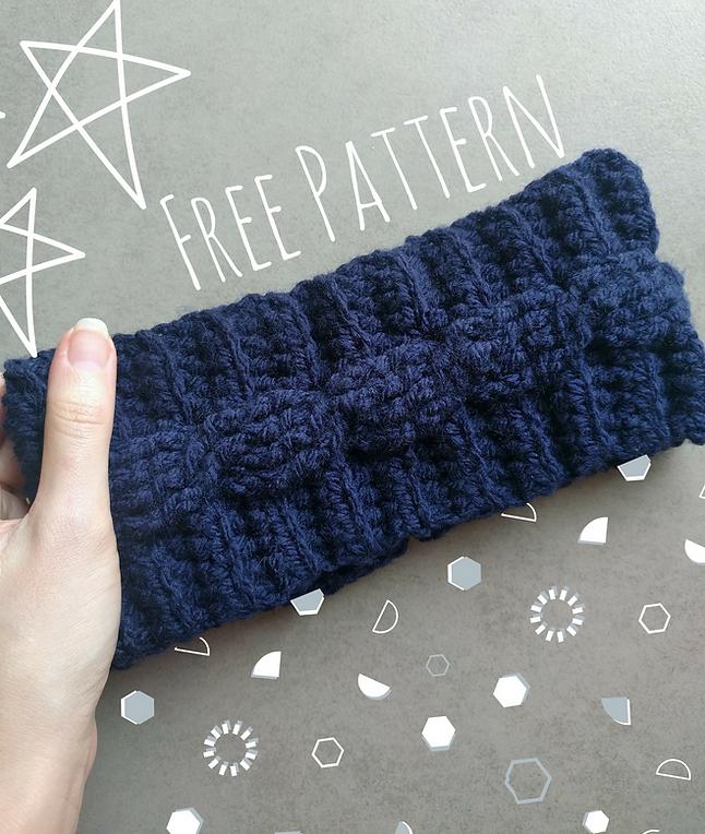 Cable Crochet Ear Warmer Pattern Free Crochet Pattern The