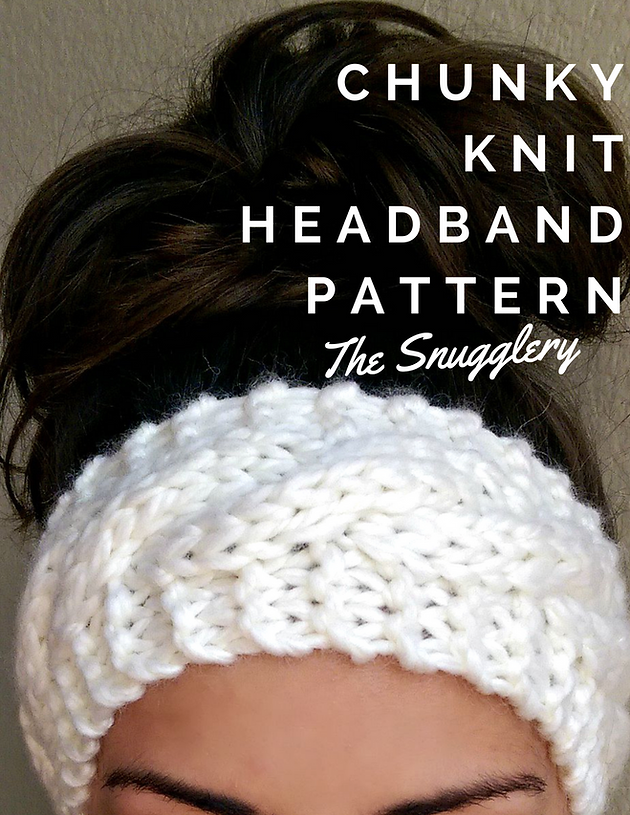 Fantastic Bulky Crochet Headband Pattern Picture Collection Easy