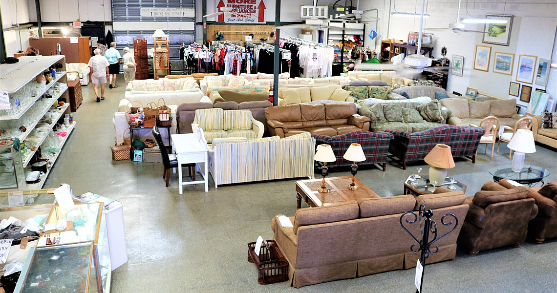 Cape Coral Thrift Store Offers Furniture, Clothing, Home Goods, Accessories  And More.