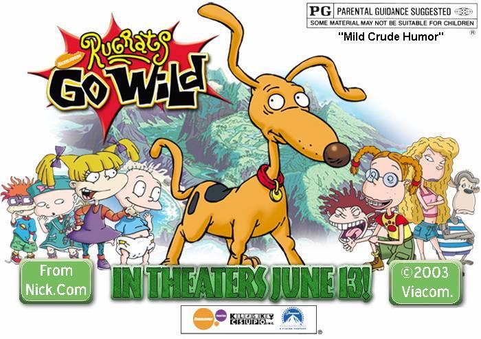 Rugrats Go Wild Debbie