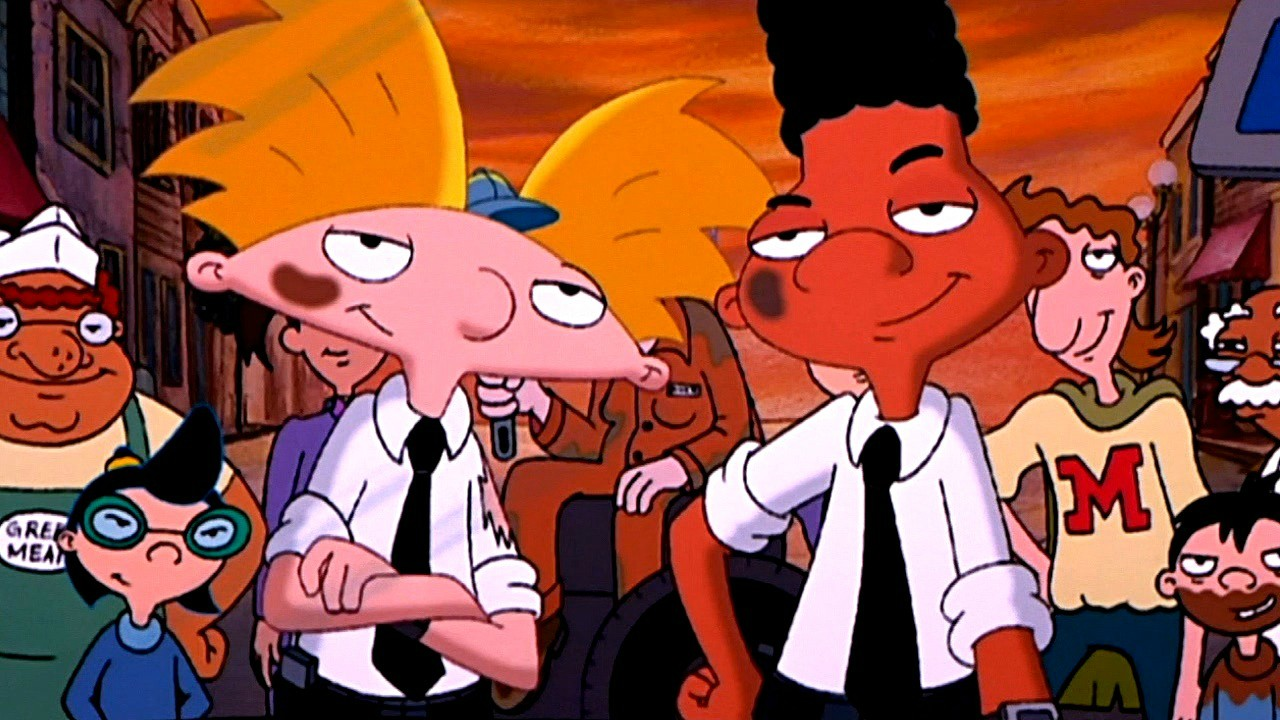 curtis & movies: random review of the day: hey arnold! the movie (2002)
