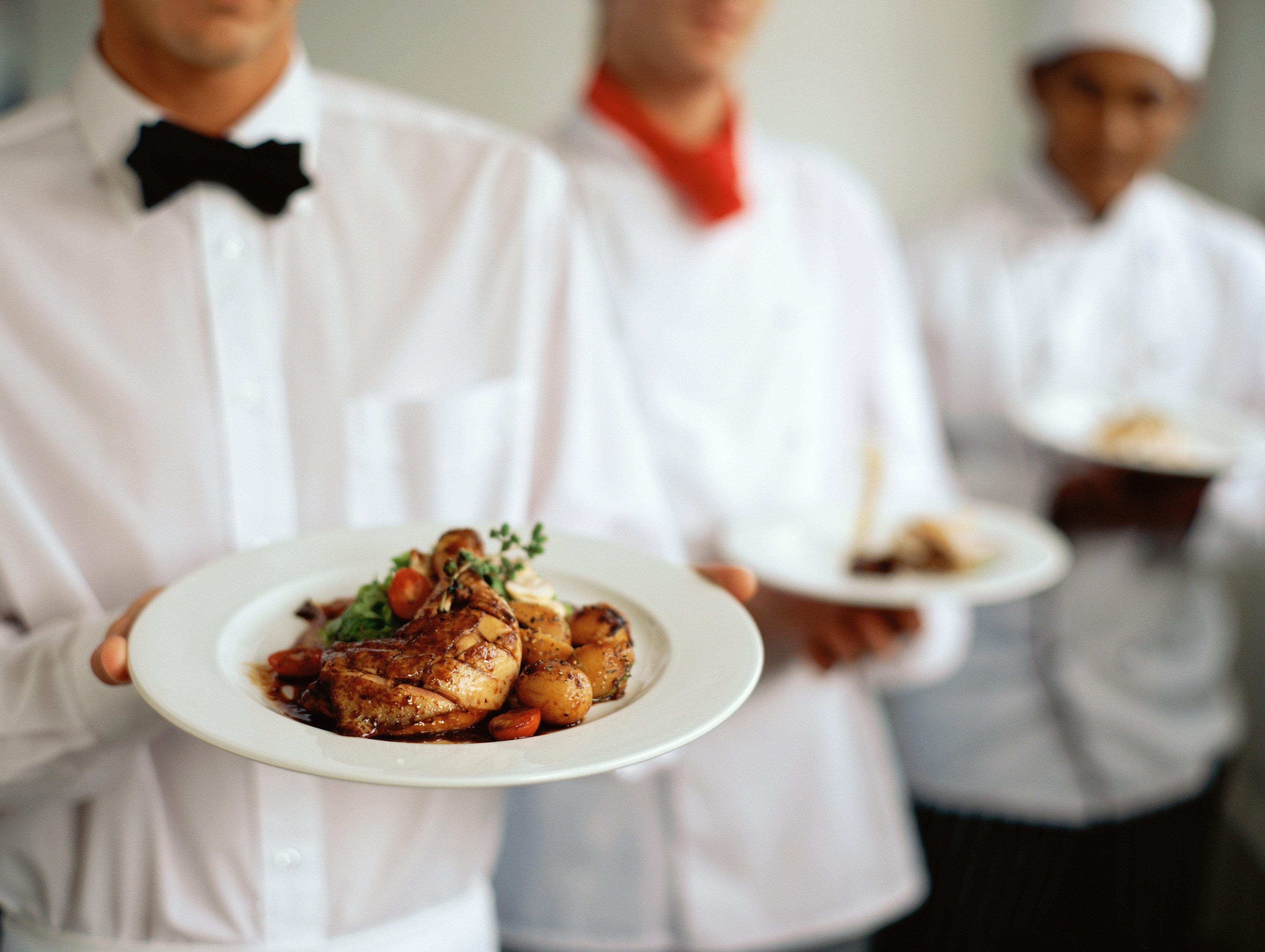 Что значит быть официантом